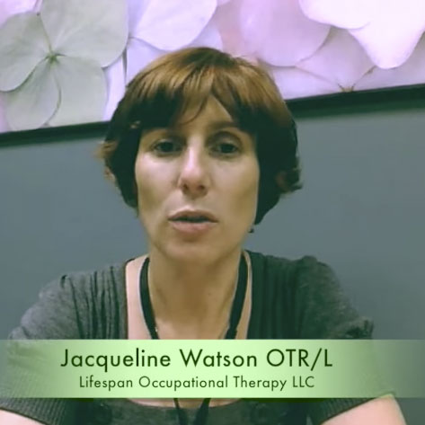 Jacqueline Watson, Occupational Therapist