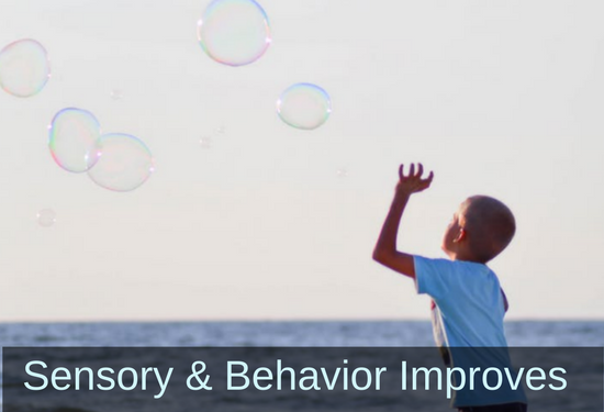 Movement Helps Sensory & Behavior for 9 year old