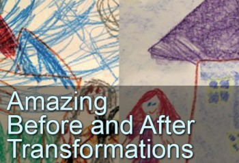 """Amazing """"Before-and-After"""